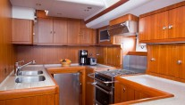 Sailing yacht NEKI -  Galley