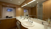 Sailing yacht Nephele -  Bathroom