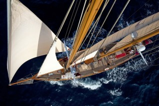 Sailing yacht Oriander -  From Above.JPG