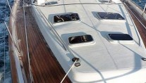 Sailing yacht POINT 02 -  Foredeck