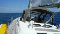 Sailing yacht POINT 02 -  Relaxing on charter
