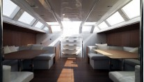Sailing yacht POLYTROPON II -  Salon