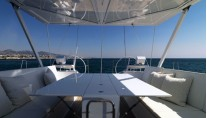Sailing yacht POLYTROPON II -  With Bimini