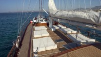 Sailing yacht Queen of Karia - Exterior