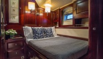 Sailing yacht SAVARONA - Double cabin