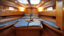Sailing yacht SHOOTING STAR -  Double Cabin