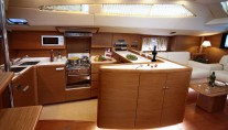 Sailing yacht SHOOTING STAR -  Galley