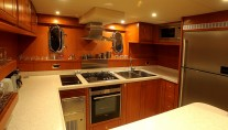 Sailing yacht TANGO CHARLIE - Galley