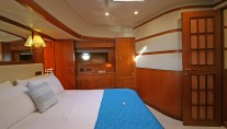 Sailing yacht TANGO CHARLIE - Guest Cabin 2