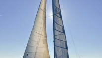 Sailing yacht TESS - Full sail
