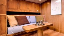 Sailing yacht TESS - Salon Seating
