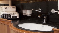 Sailing yacht THIS IS US (ex SKYLGE) - Owner bathroom