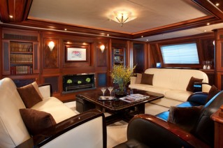 Sailing yacht TIARA -  Main Salon
