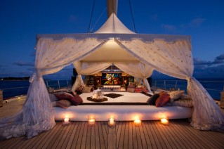 Sailing yacht TIARA -  Open Air Cinema