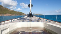 Sailing yacht TIARA -  Spa Pool  - Tender space