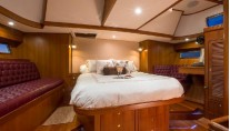 Sailing yacht VOO DOO -  Master Cabin Aft
