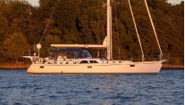Sailing yacht VOO DOO -  Profile