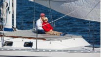 Sailing yacht VOO DOO -  Relaxing on charter