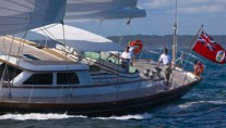 Sailing yacht WHISPER -  On Charter