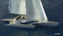 Sailing-trimaran-PT-138 by Prout International
