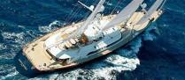 Saling Yacht Santa Maria - Cruising