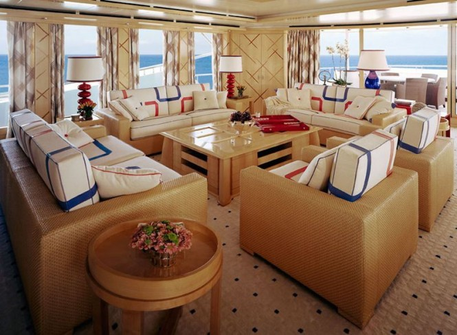 Motor yacht natita oceanco superyacht for Interior design photos for sale