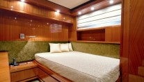 San Lorenzo Yacht GPS -  Twin Cabin with double bed
