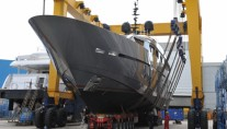 Sanlorenzo launch motor yacht 111 - the 7th 40 Alloy Yacht