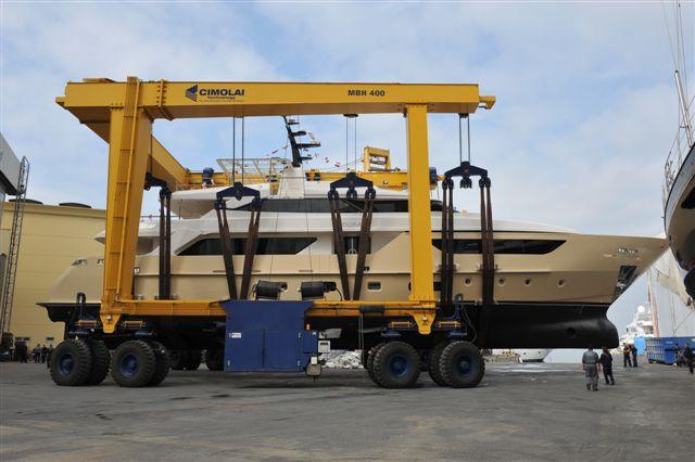 Motor Yacht Souraya