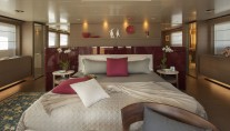 Saramour yacht - Owner Suite