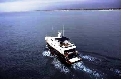 Benetti Motor Yacht Sarina