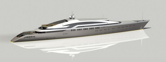 SWIFT 141 motor yacht