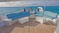 Sea Bear Superyacht Top Deck