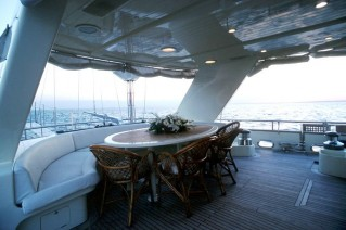 Sea Beauty Deck Dining