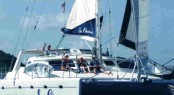 BVI Catamaran - Sea Chateau