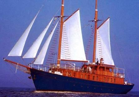 Luxury Yacht 'Sea Crown'