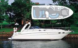 SeaRay 380 Sundancer
