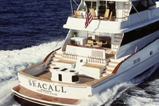Seacall -  Aft View