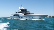Second Couach 5000 Fly superyacht Belongers