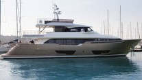 Second Custom Line Navetta 28 Yacht YVONNE