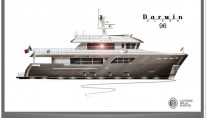 Second Darwin Class 96 Yacht by Cantiere delle Marche
