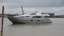 Second Electra 100 Yacht by IAG Yachts