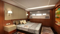Second Electra 100 superyacht - Cabin