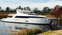 Second Hatteras 100RPH superyacht - Image credit to Hatteras Yachts