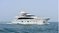 Second Horizon RP110 superyacht Carnival Liberty 3