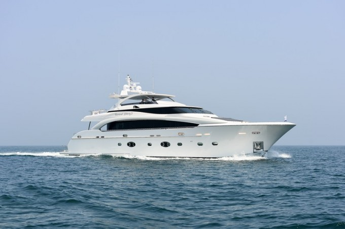 Motor Yacht ESTHER 7 (ex Carnival Liberty 3)