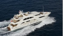Second hull of Primadonna Series superyacht LADY CHRISTING by IAG Yachts