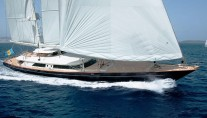 Selene - Photo Credit Perini Navi