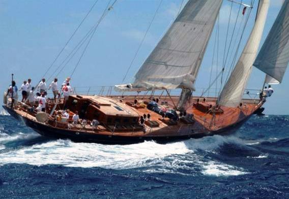 Shamoun Yacht Charter Details Modern Classic