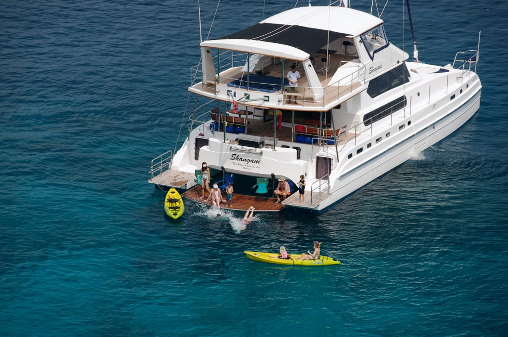 Shangani Water Toys Luxury Yacht Browser By